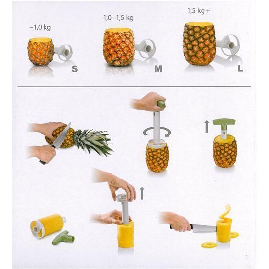 Приспособление для нарезки ананасов HANDY