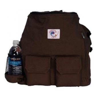 Рюкзак за спину ERGO BABY Тёмный Шоколад
