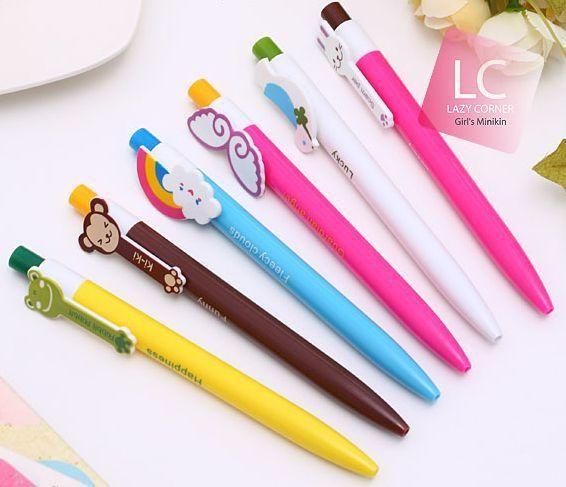 Красивая шариковая ручка