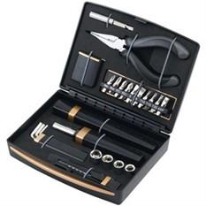 Набор инструментов с фонарем, 23 предмета