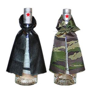 Камуфляж для бутылки