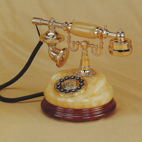 Ретро телефон