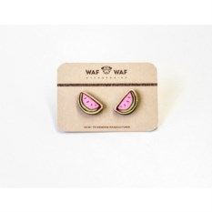 Сережки WafWaf Арбузики