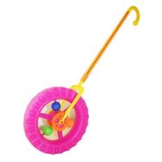 Детская игрушка-каталка Колесо