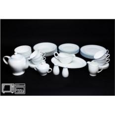 Чайно-столовый сервиз на 6 персон 45 предметов Утренний