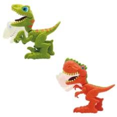 Игрушка Junior Megasaur Динозавр, открывает пасть