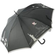 Женский однотонный зонт с принтом Enrico Coveri