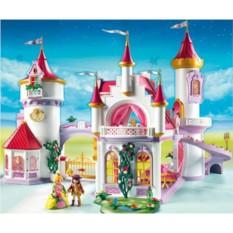 Конструктор Playmobil Princess Сказочный дворец принцессы