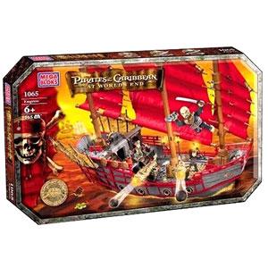 Пираты Карибского моря-3 «Корабль императрицы»