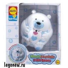 Набор игр для ванны Полярный медвежонок