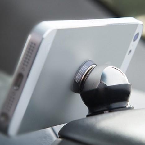 Автомобильный держатель для мобильного Шар
