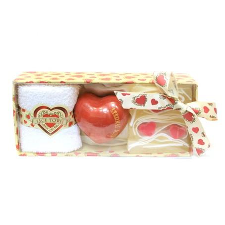 Подарочный косметический набор «Романтика»