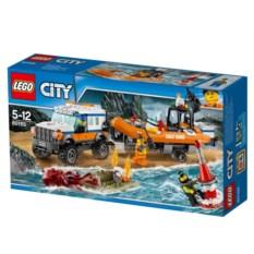 Конструктор Lego City Внедорожник 4х4