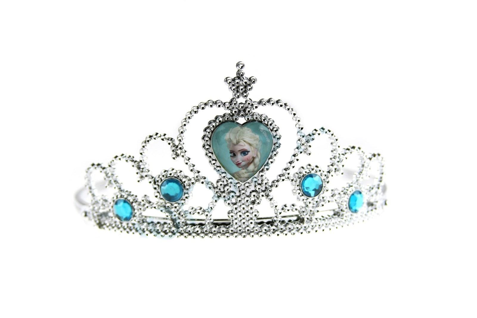 Набор коса и диадема принцессы Эльзы