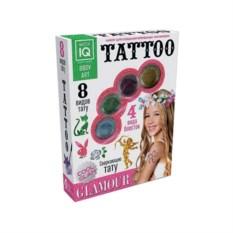 Набор для временных татуировок Taty Glamour