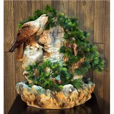 Настольный фонтан «Орел»