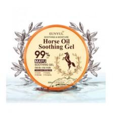 Успокаивающий гель с лошадиным маслом