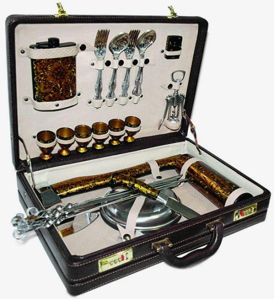 Наборы для пикника набор для шашлыка