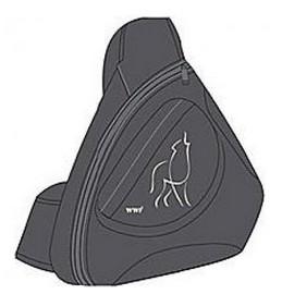 Серый рюкзак WWF