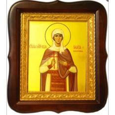 Злата Могленская великомученица. Икона на холсте.