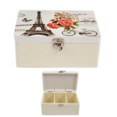 Шкатулка для хранения Париж