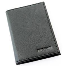 Бумажник для автодокументов с отделением для денег Nissan