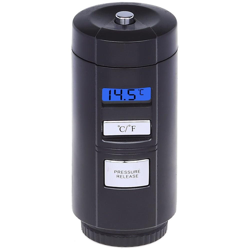Электронная вакуумная пробка с термометром TopVine