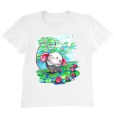 Женская футболка  MINNIE