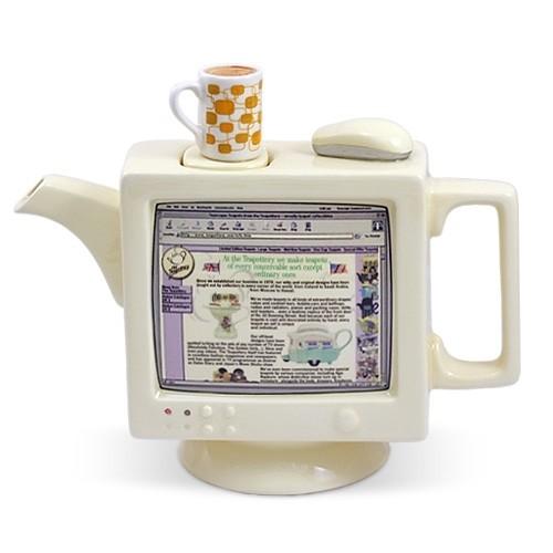 Чудо-чайник «Пентиум'11» (средний)