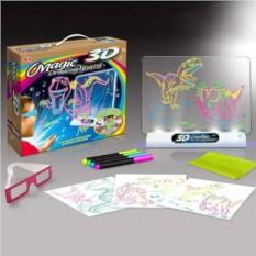 Волшебная 3D доска Magic Drawing