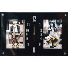 Часы фоторамка ТЫ и Я