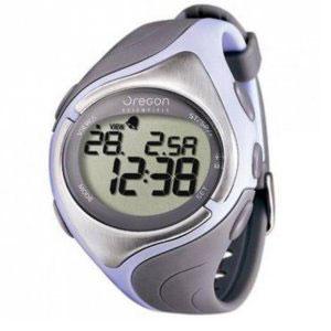 Наручные часы Oregon Scientific Gray с пульсометром