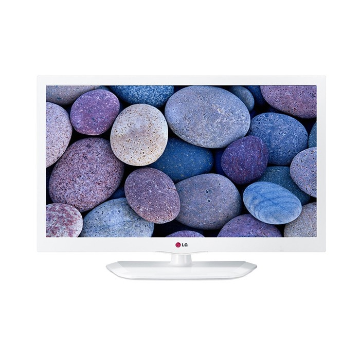 Телевизор LED LG 24 24LB457U White