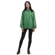 Дождевик-анорак Hobo code, цвет – зеленый