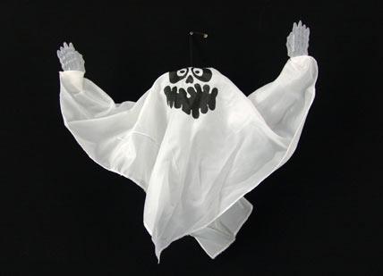 Привидение с длинными руками