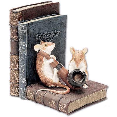 Подставка для книг «Мышки»
