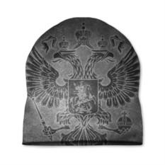 Шапка с 3D принтом Герб России