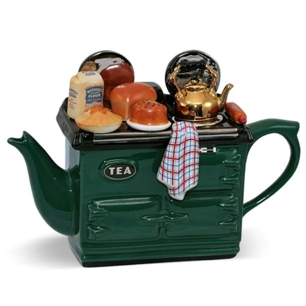 Чудо чайник «С выпечкой» (большой), Кремовый