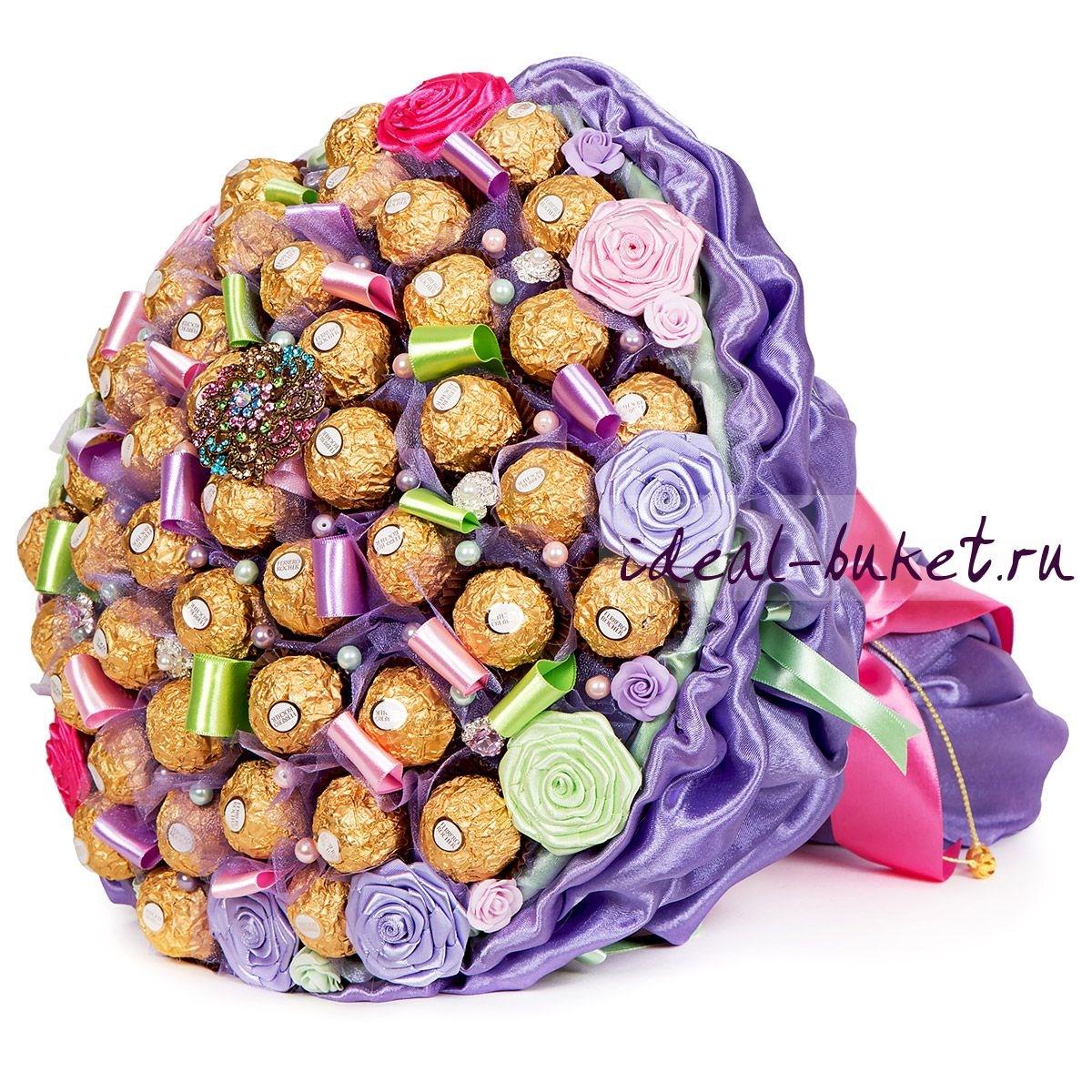 Букет конфет-премиум Мираж