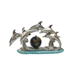 Часы «Дельфины»