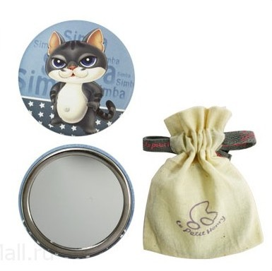 Зеркальце Котёнок Симба