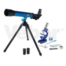 Микроскоп MP- 450 + телескоп