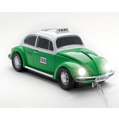 Проводная компьютерная мышь Volkswagen Beetle Taxi