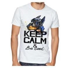 Футболка Keep calm (Бэтмен)