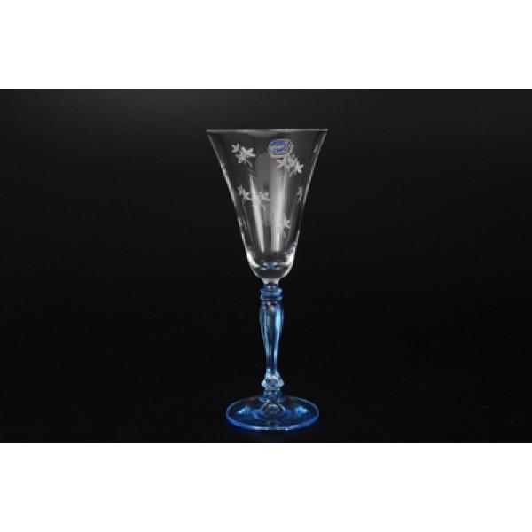 Набор бокалов для вина Кристалекс из 6 предметов