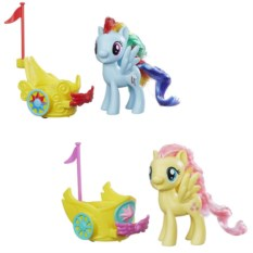 Фигурка Пони в карете My Little Pony от Hasbro