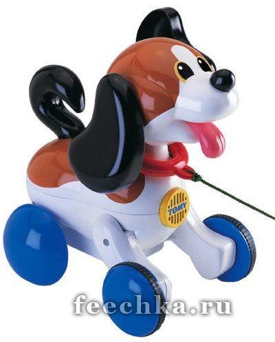 Игрушка Лающий щенок TOMY