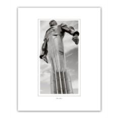 Постер Памятники. Гагарин