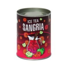 Черный чай в банке «Сангрия»