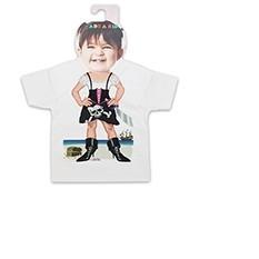 Детская футболка Малышка-пират